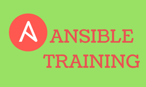 Ansible Training Online