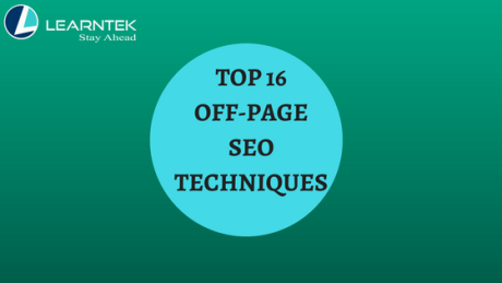 Top 16 off page SEO Techniques