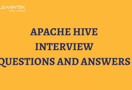 Apache Hive Interview Questions