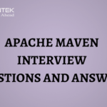 Apache Maven Interview Questions