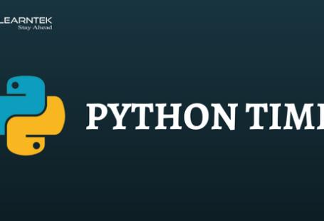 Python Time Time