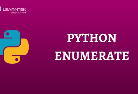 Python Enumerate