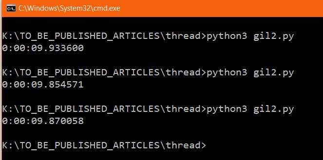 Python Thread Tutorial (Part 2) - DZone Big Data