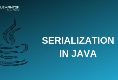 Serialization in Java