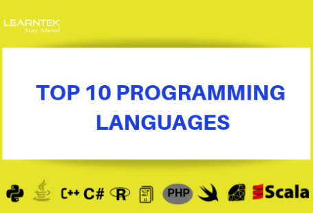 Top 10 Programming Languages