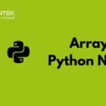 Array with Python NumPy