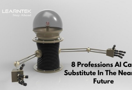 8 Professions AI Can Substitute In The Nearest Future