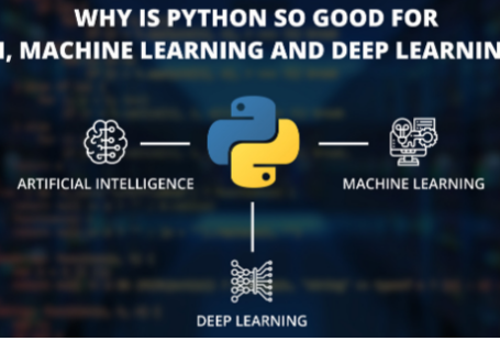 Why is Python So Good for AI, Machine Learning and Deep Learning_
