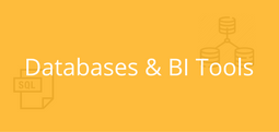 database and BI Tools