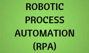 RPA Robotic Process Automation Training