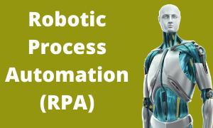 RPA Robotic Process Automation Training