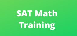 SAT Math Training