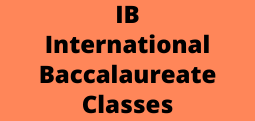 IB - International Baccalaureate Classes