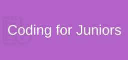 Coding for Juniors